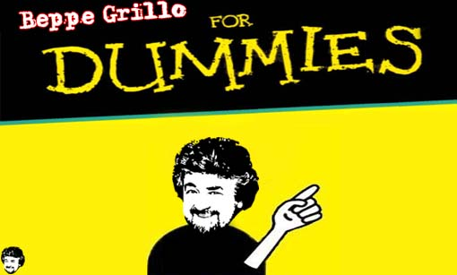 Beppe Grillo for dummies