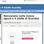MeetUp Movimento 5 Stelle - Scordia