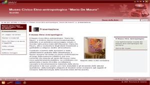 Museo Civico Etno-Antropologico e Archivio Storico Mario De Mauro