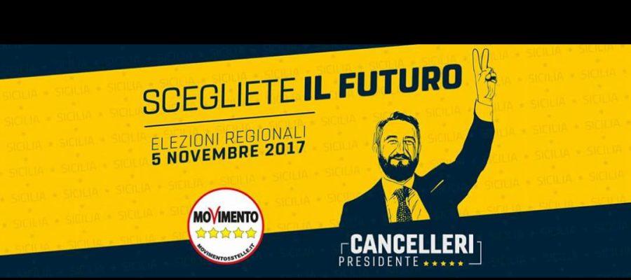 Giancarlo Cancelleri Governatore Sicilia 2017